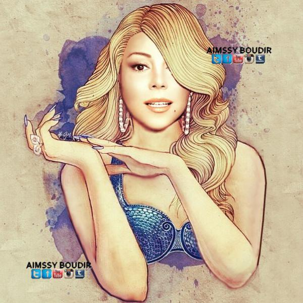 Mariah Carey by mcbob84